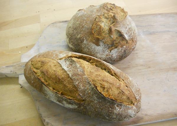 pa d'espelta ecològic